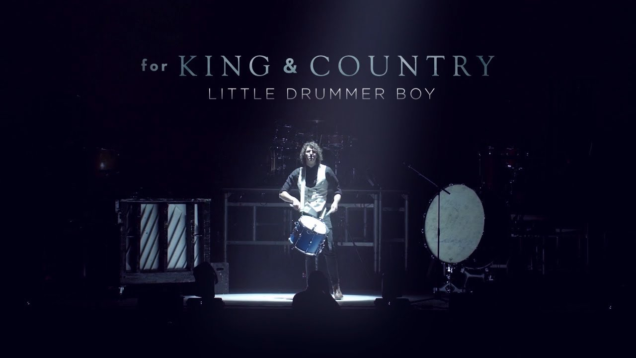 for KING & COUNTRY - Little Drummer Boy   LIVE from Phoenix