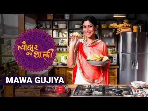 Sakshi Tanwar makes Mawa Gujiya for Holi  | Tyohaar Ki Thaali Special