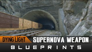 Dying light the following fire baseball bat blueprint best dying light the following supernova weapon blueprint location malvernweather Images