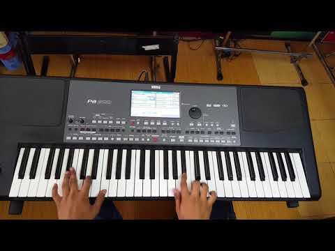 orayyo from rangasthalam   top view  keyboard cover by p.v.satyanarayana