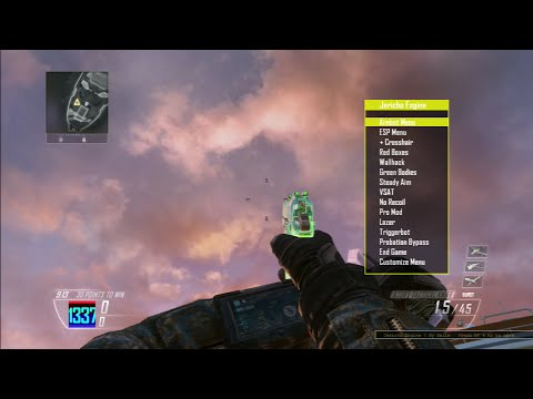 [Bo2/1.19] Jericho Engine Non-Host & Pre-Game Mod Menu (Aimbot, End Game, & More!)  +DOWNLOAD!