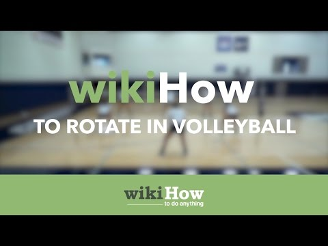How to Rotate in Volleyball