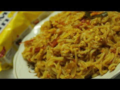Egg masala maggi - Maggi recipe with egg - Maggi recipe - Maggi noodles