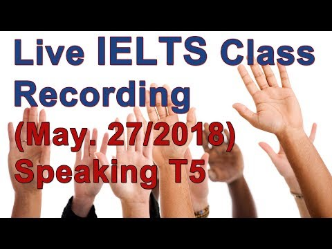 IELTS Speaking for High Scores Example and Strategy