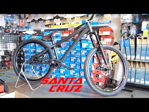 Build a Bike  SANTA CRUZ  JACKAL