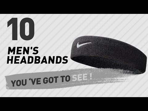 Nike Men's Headbands // UK New & Popular 2017