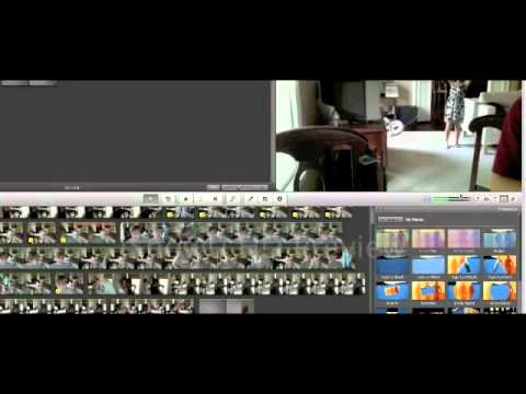 How To Add And Edit Transitions In iMovie '11 (Or any version)