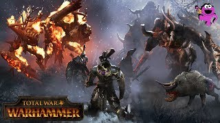 let's play total war warhammer chaos sigvald Videos - 9tube tv