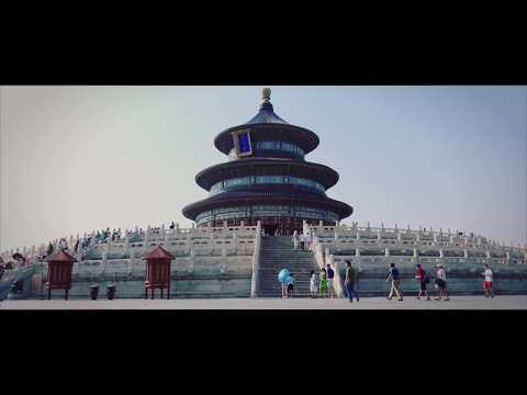 China, Beijing Forbidden City and Temple of Heaven 2017