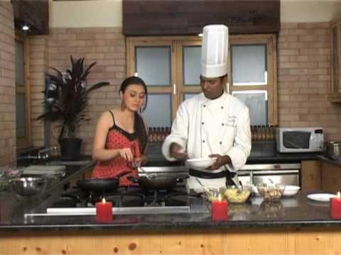Chilli Mushroom Dry | Crispy Fried Mushroom with Baby Corn  | Veg Starter Recipe