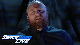 Aleister Black's door is open: SmackDown LIVE, June 11, 2019