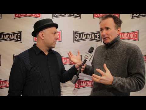 Jon Marchese interviews Paul Rachman creator of Slamdance Film Festival