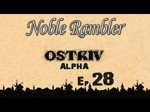 Ostriv (Alpha) - All the New Town Statues, Even Cows! - Ep 28