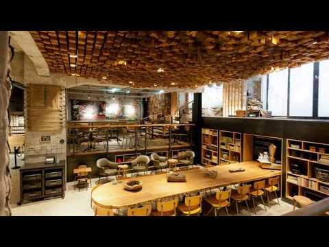 Coffee Shop Interior Design Trends