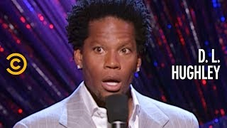 Download Why You Don't See Many Black Daredevils - DL Hughley Video