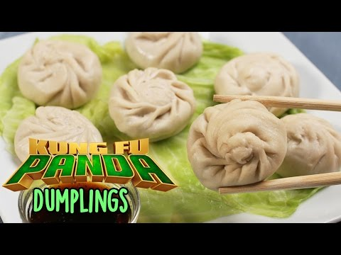 KUNG FU PANDA DUMPLINGS - NERDY NUMMIES