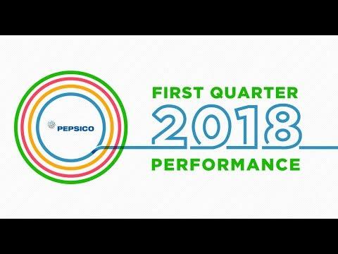 PepsiCo Q1 2018 Earnings
