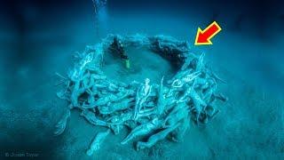 10 Most Bizzare Things Found Underwater