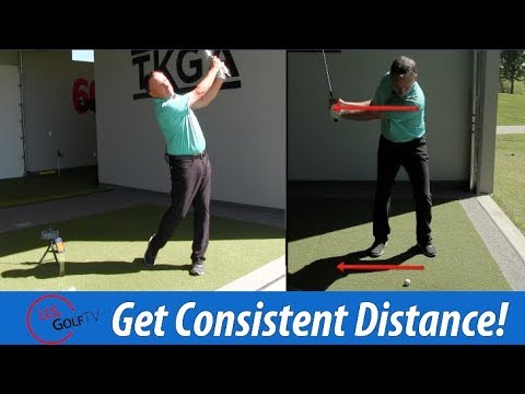 This Simple Drill Will Help Your Wedge Game