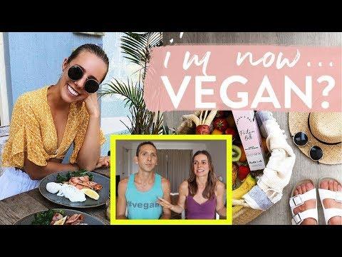 SARAHS DAY - I'm Now Vegan? Changing My Diet   RESPONSE