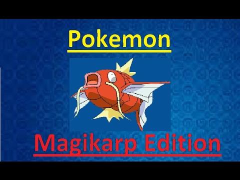 Pokemon FireRed Hack: Pokemon Magikarp Edition (Offical Release)