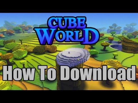 Cube World - Download Free [GERMAN HD]