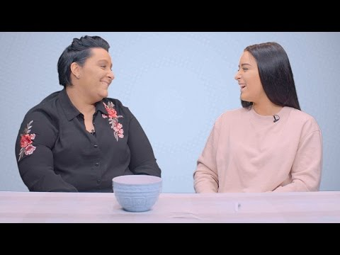 Mothers and daughters discuss relationships and marriage