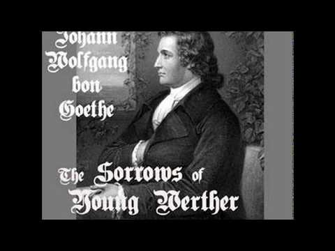 The Sorrows of Young Werther Audiobook by Johann Wolfgang von Goethe   Full Audiobook with subtitles