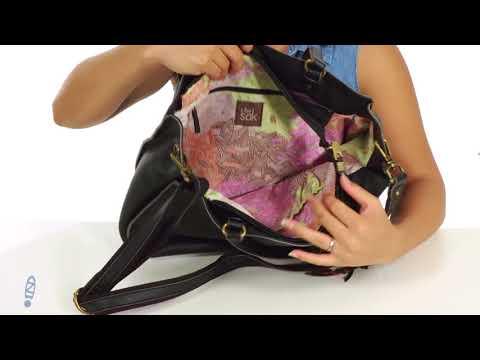 The Sak Alameda Leather Carry All SKU: 8962171