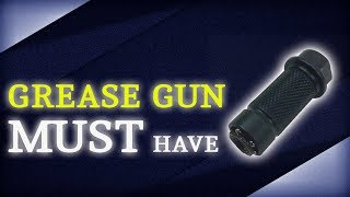 Grease guns suck! Will this will make it better?
