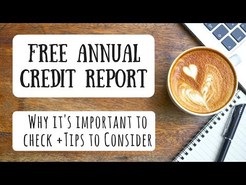 How to Get Your Free Annual Credit Report | Understanding the Process + 6 Tips