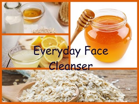 DIY: Must Try !!! Everyday Face Cleanser