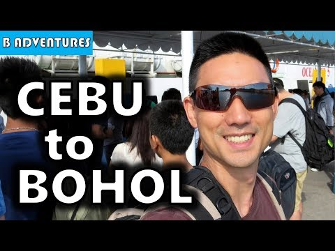 Cebu to Bohol, Panglao Regents Park Resort, Philippines S3, Vlog 79