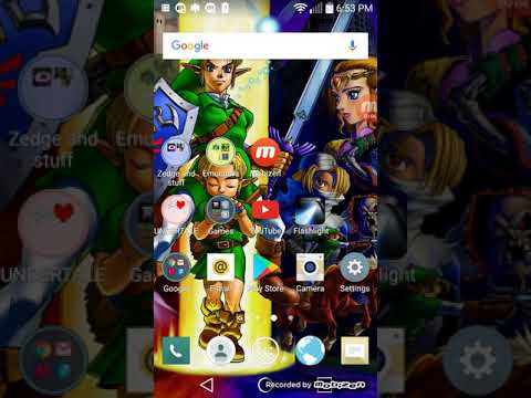 How to patch n64 roms on android