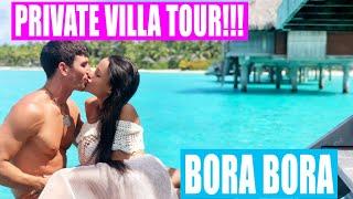 HONEYMOON VLOG!!! from Bora Bora