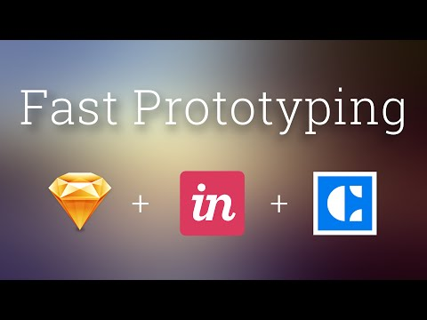 Fast Prototyping with Sketch, Invision and Craft