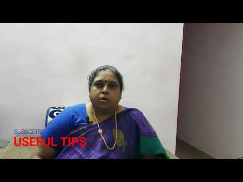 How to cure premature grey hair (tips in tamil)