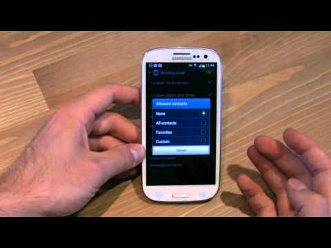 Hands-on with the Samsung Galaxy S III Jelly Bean update- MobileSyrup.com