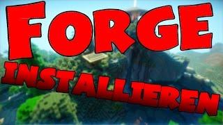 Forge Installieren Videos Ytubetv - Minecraft flans mod server 1 8 erstellen