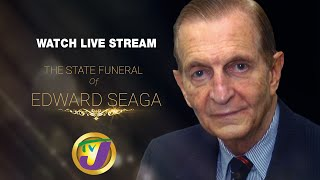 TVJ News Today: State Funeral for the Late Edward Phillip George Seaga - June 23 2019