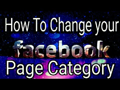 How to change your Facebook page category in android phone | new tutorial | by Everything know Maruf