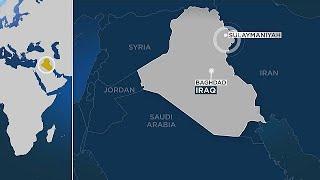 Magnitude 7.3 earthquake hits eastern Iraq