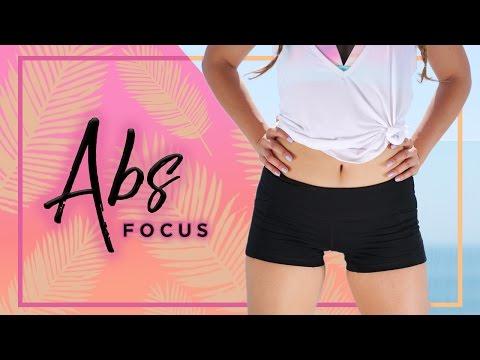 ABS FOCUS // 6-Week Body Toning Bootcamp #2