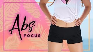 ABS FOCUS // 6-Week Body Toning Bootcamp #2
