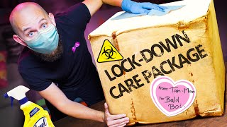 We Bought Each Other Lock-Down Mystery Boxes!