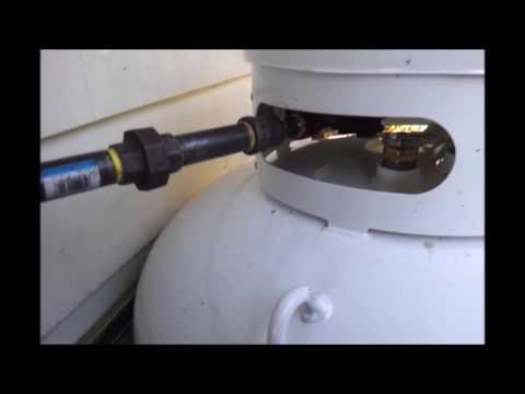 DIY Generac Standby Generator 8kw LP Installation