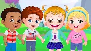 Baby Hazel Game Movie - Baby Hazel and Friends - Dora the Explorer