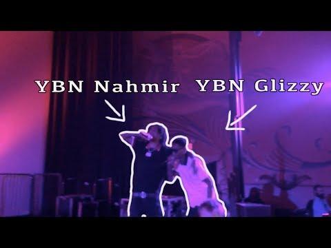 YBN Crew tears up Fremont Theater | YBN Nahmir | YBN Almight Jay | YBN Glizzy | Blac Chyna