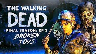 Download The Walking Dead: The Final Season - Episode 3 ″Broken Toys″ Complete Gameplay Walkthrough Video