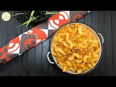 Chicken Macaroni Recipe - Ramzan Special By Cook With Fariha
